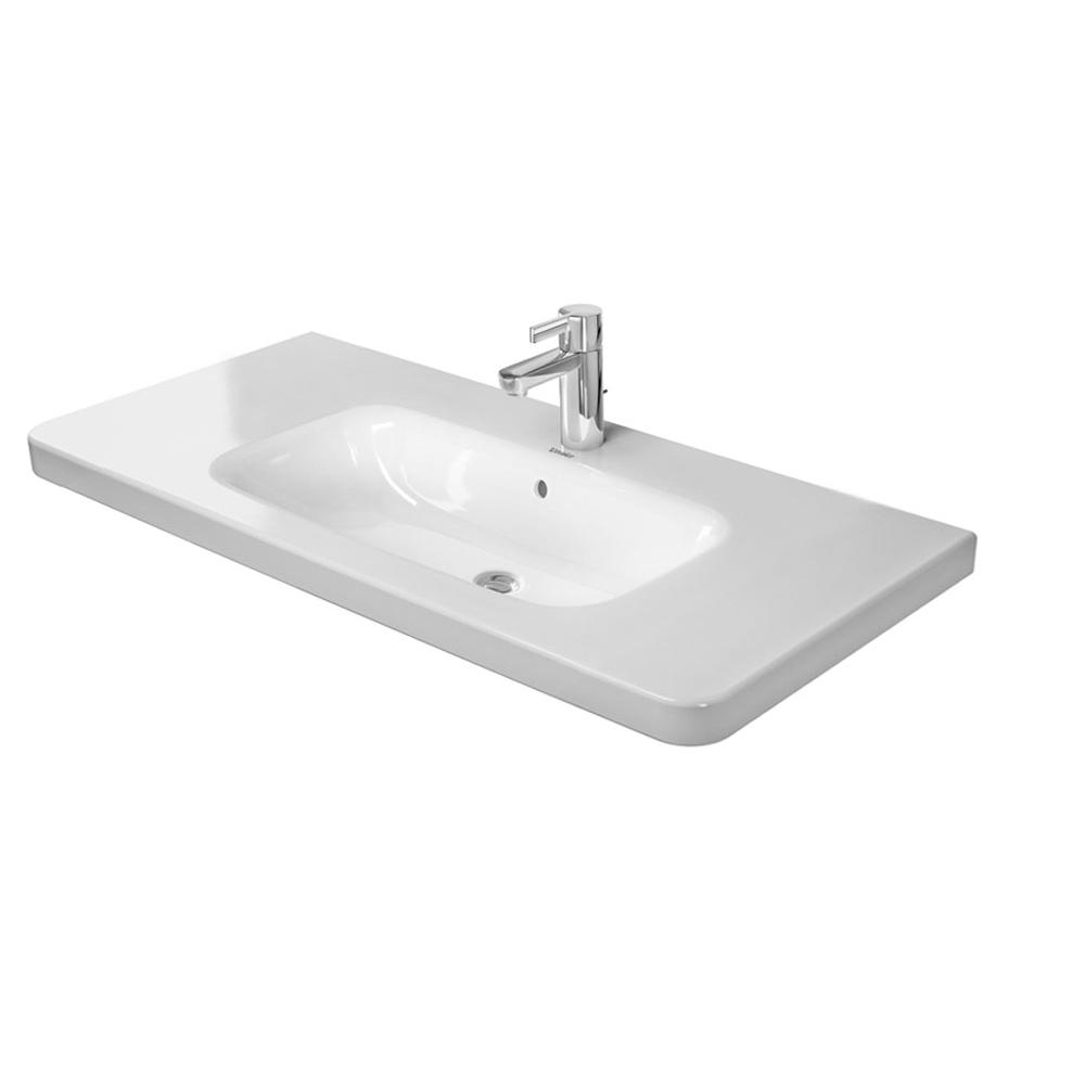 Duravit   2320100030   Furniture Basin 100 Cm DuraStyle White, With OF.  With TP, 3 TH
