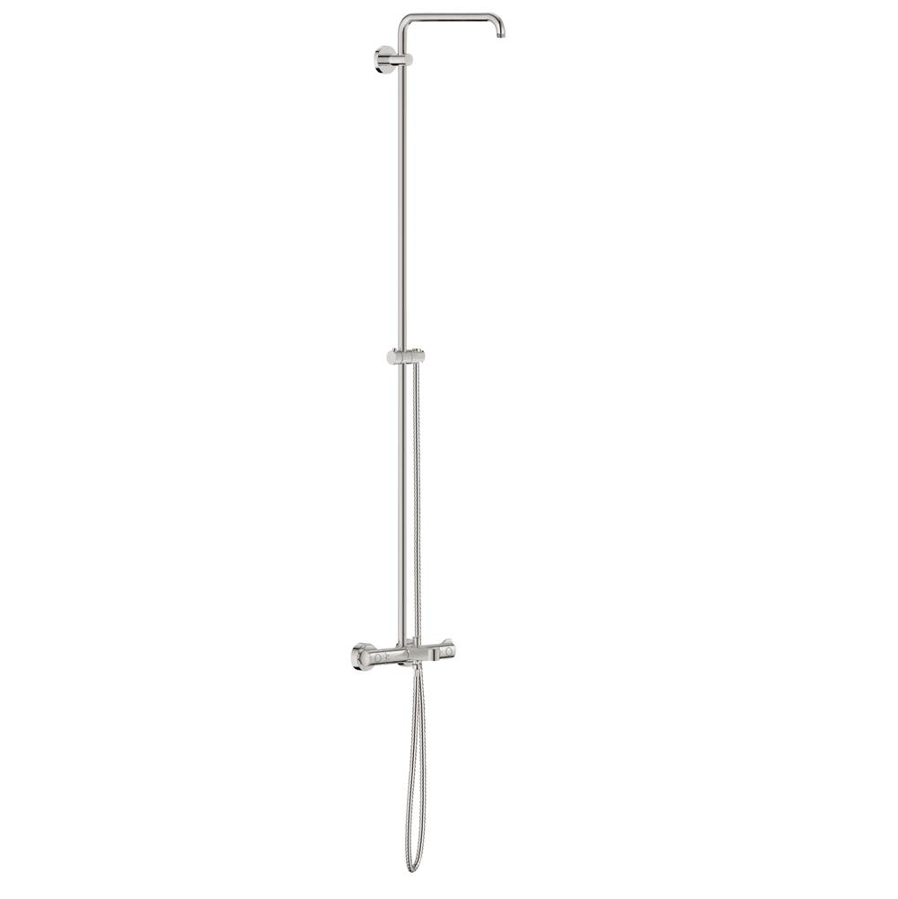 Grohe 26490000 at Luxe Home By Douglah Designs Bath Lighting Tile ...
